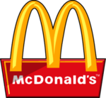 McDonalds Cheat Lake Logo